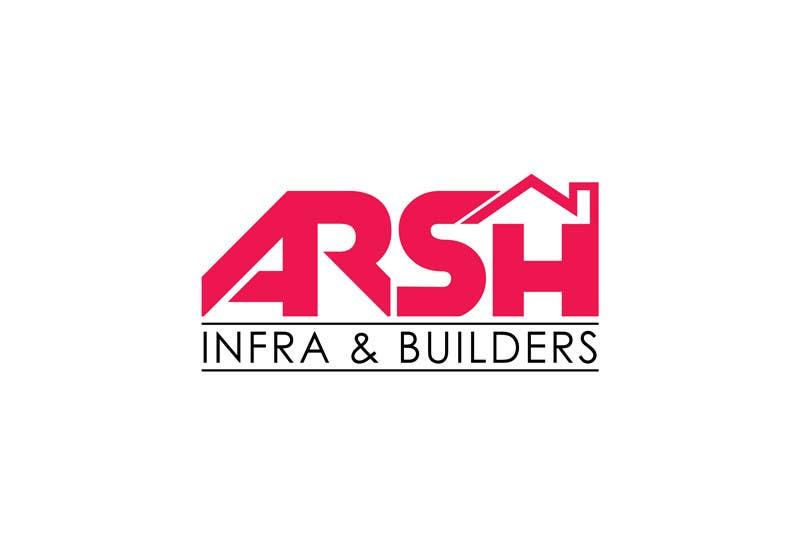"""Konkurrenceindlæg #12 for Design a Logo for """"Arsh Infra & Builders"""""""