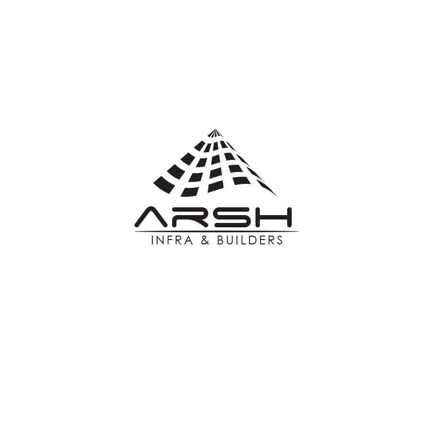 """Konkurrenceindlæg #89 for Design a Logo for """"Arsh Infra & Builders"""""""