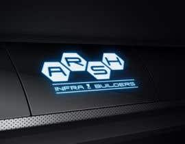 """Nro 26 kilpailuun Design a Logo for """"Arsh Infra & Builders"""" käyttäjältä webcreateur"""