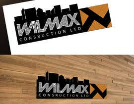 #46 untuk Design a Logo for Wilmax Construction Ltd. oleh greenarrowinfo