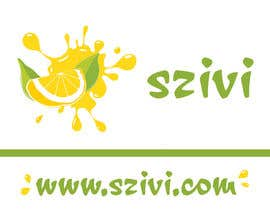 nº 22 pour Design a logo & weblink visual for a FRESH SPARKGLING LEMONADE par emcodesign