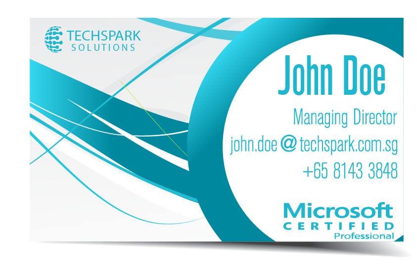 Konkurrenceindlæg #                                        27                                      for                                         Design business card