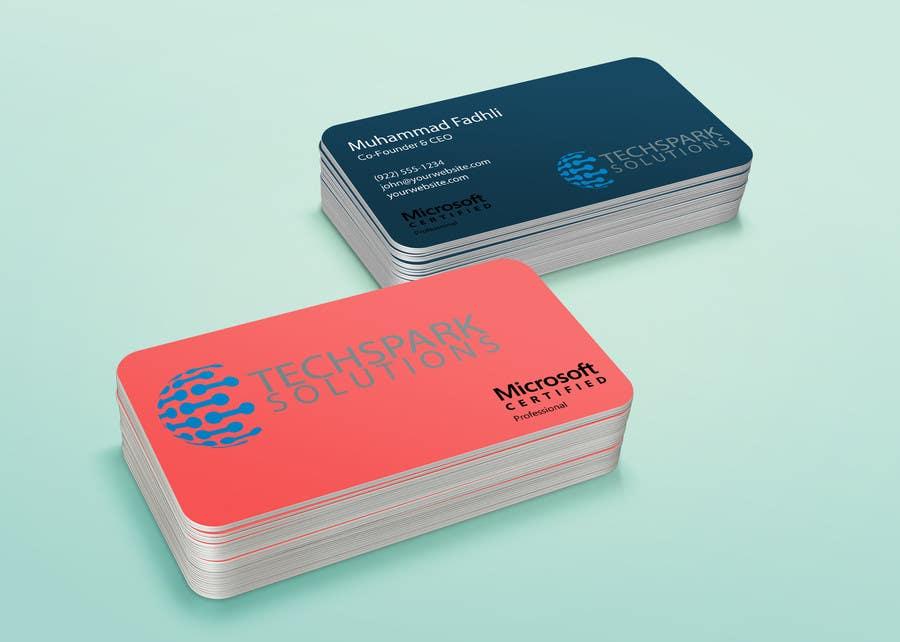 Konkurrenceindlæg #                                        19                                      for                                         Design business card