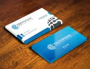Graphic Design Konkurrenceindlæg #20 for Design business card