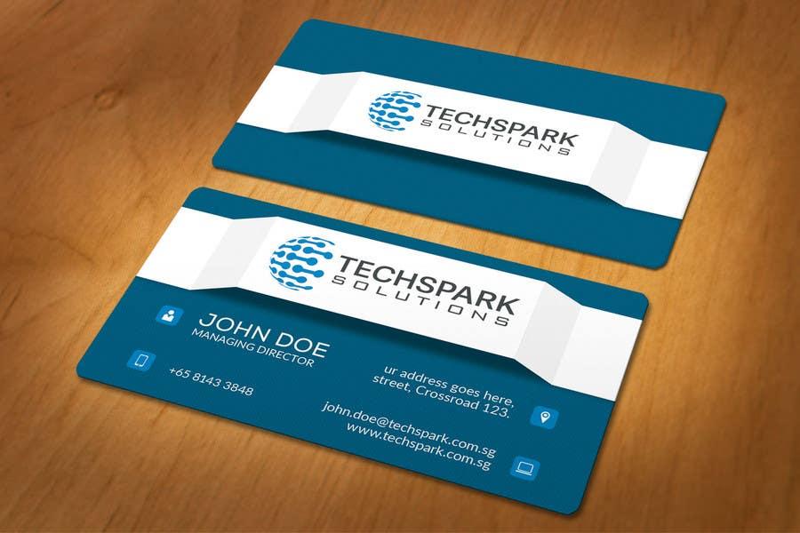 Konkurrenceindlæg #                                        88                                      for                                         Design business card