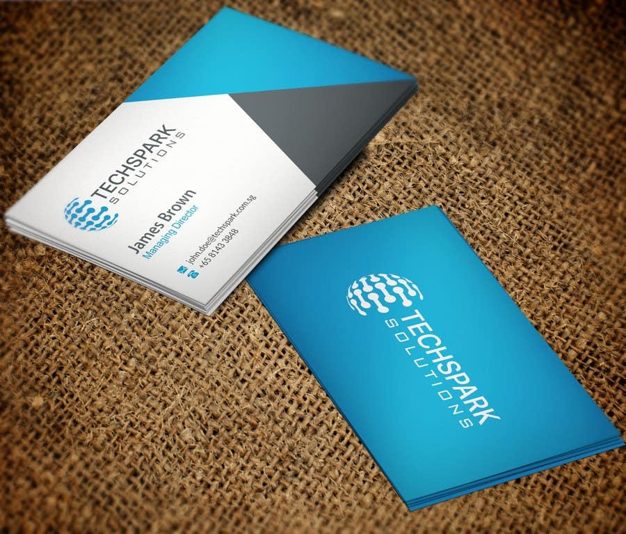 Konkurrenceindlæg #                                        114                                      for                                         Design business card