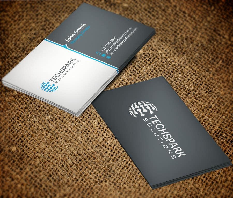 Konkurrenceindlæg #                                        123                                      for                                         Design business card