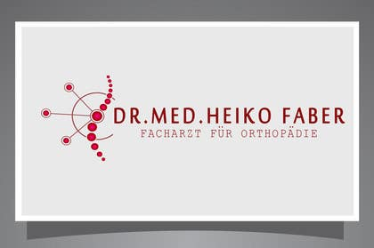 #71 untuk Redesign of a logo for an orthopedic medical practices oleh wasana898