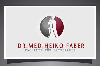 #75 untuk Redesign of a logo for an orthopedic medical practices oleh wasana898