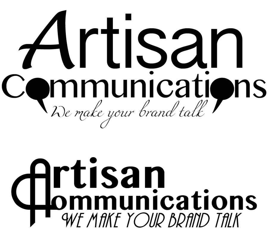 Penyertaan Peraduan #23 untuk Design a logo ad coporate identity for PR & Marketing Firm