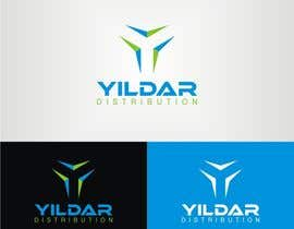 "Nro 49 kilpailuun Design a Logo for a Distribution Firm "" YILDAR Distribution "" käyttäjältä fijarobc"