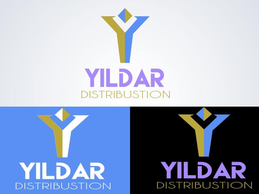 """Inscrição nº 103 do Concurso para Design a Logo for a Distribution Firm """" YILDAR Distribution """""""