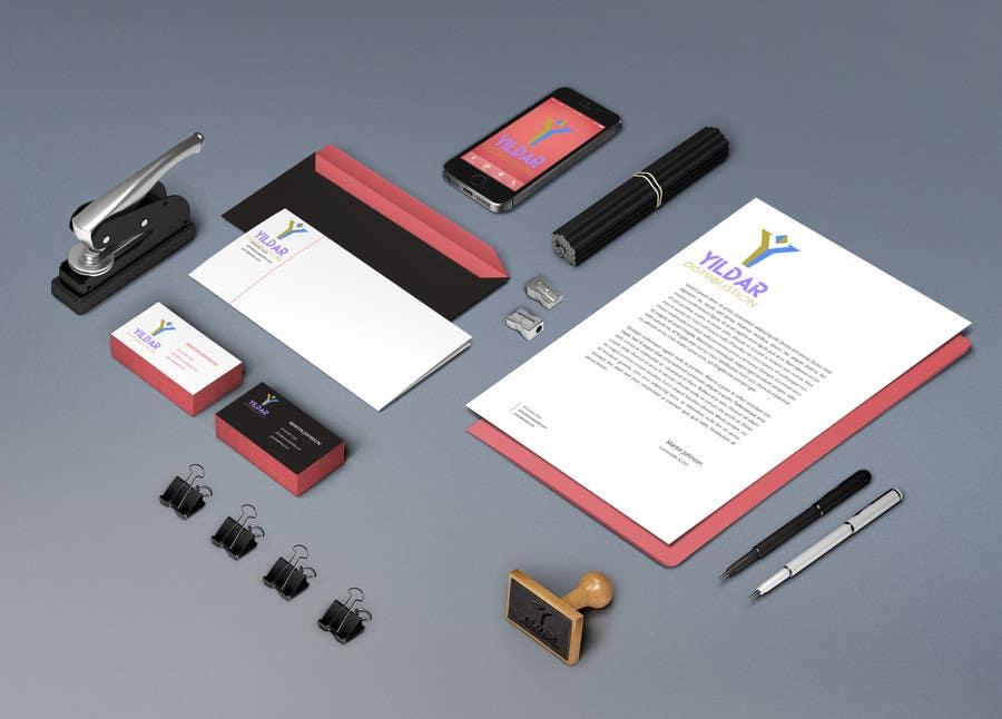 """Inscrição nº 104 do Concurso para Design a Logo for a Distribution Firm """" YILDAR Distribution """""""