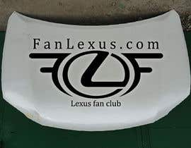#8 for Design a Logo for Lexus fan club called FanLexus.com by TimNik84