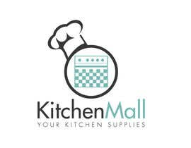 #22 para Design a Logo for KITCHEN MALL -- 3 por MatiasPescador