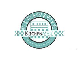 #51 for Design a Logo for KITCHEN MALL -- 3 af MatiasPescador