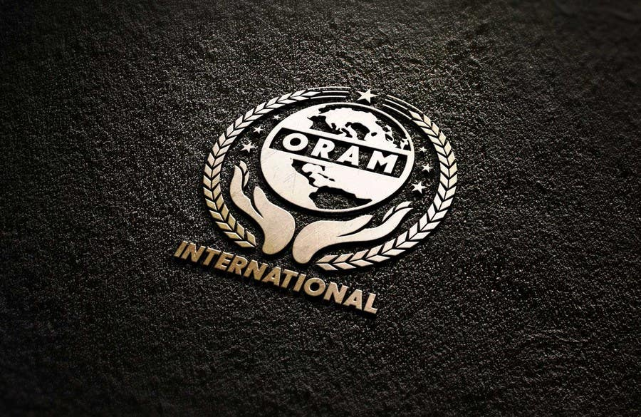 Proposition n°                                        94                                      du concours                                         Design a Logo for ORAM International