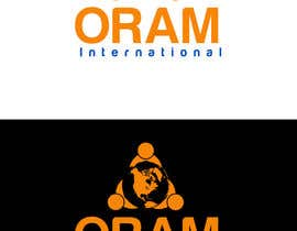 nº 2 pour Design a Logo for ORAM International par creativeart08