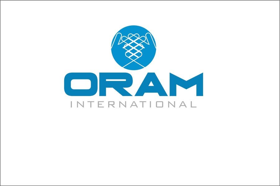 Proposition n°                                        121                                      du concours                                         Design a Logo for ORAM International