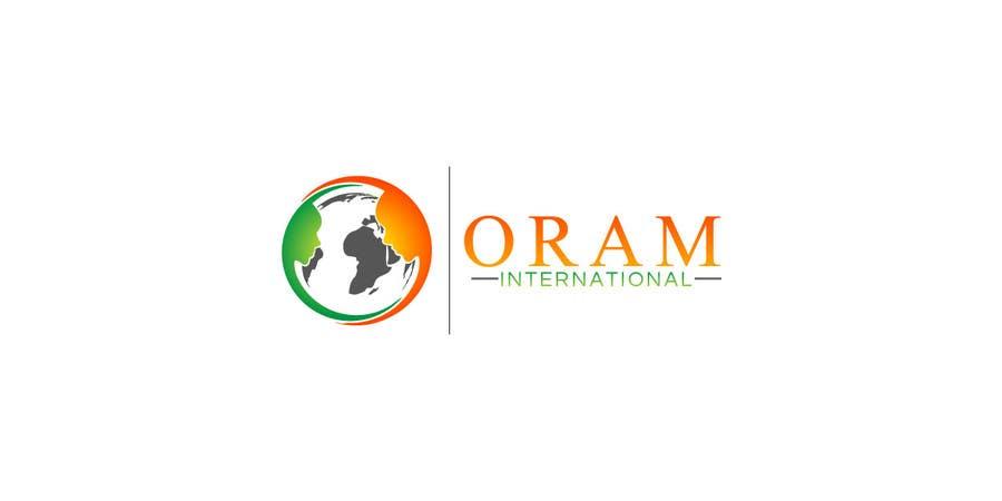Proposition n°                                        104                                      du concours                                         Design a Logo for ORAM International