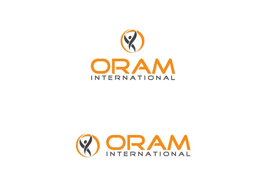 Proposition n°                                        55                                      du concours                                         Design a Logo for ORAM International