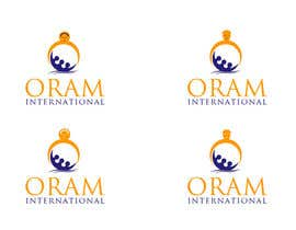 nº 119 pour Design a Logo for ORAM International par AlphaCeph
