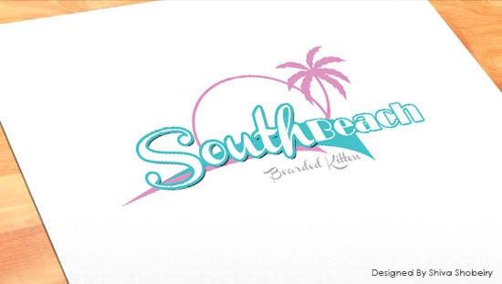 Inscrição nº                                         1                                      do Concurso para                                         Bearded Kitten: South Beach