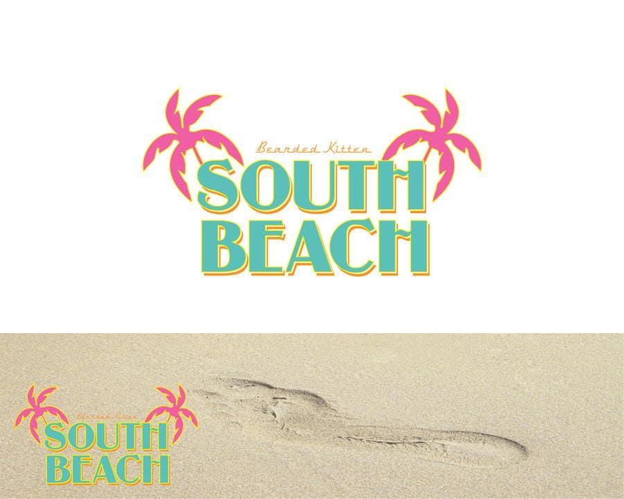 Inscrição nº                                         16                                      do Concurso para                                         Bearded Kitten: South Beach