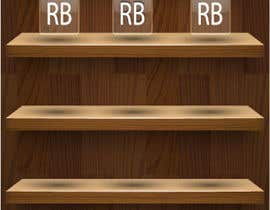#6 for Design 3 shelf backgrounds and potentially become my new designer, more work needs to be done! by rbtech121