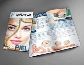 #19 cho Diseño folleto Diptico Consulta Medica de Dermatología bởi induany