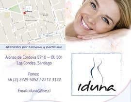 #22 cho Diseño folleto Diptico Consulta Medica de Dermatología bởi shyla2010