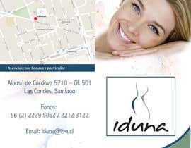 #24 cho Diseño folleto Diptico Consulta Medica de Dermatología bởi shyla2010