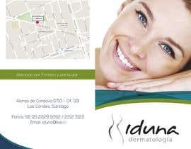 #15 for Diseño folleto Diptico Consulta Medica de Dermatología af MiguelEnriquez17