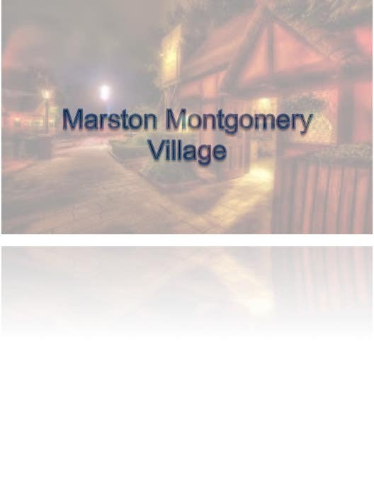 Contest Entry #                                        3                                      for                                         Design a Logo for Marston Montgomery Village Website