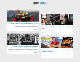 #3 cho Design a Website Mockup for SocialBuzzTV.com bởi huythong91