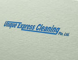 #20 untuk Design a Logo for UNIQUE EXPRESS CLEANING PTE. LTD., oleh aneroid50