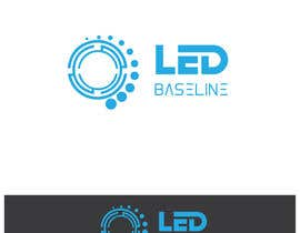 #37 for Design a Logo & Webtemplate for ledbaseline.com by pjrrakesh