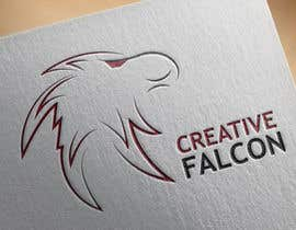 #63 for Design a Logo for Creative Falcon af MSalmanSun