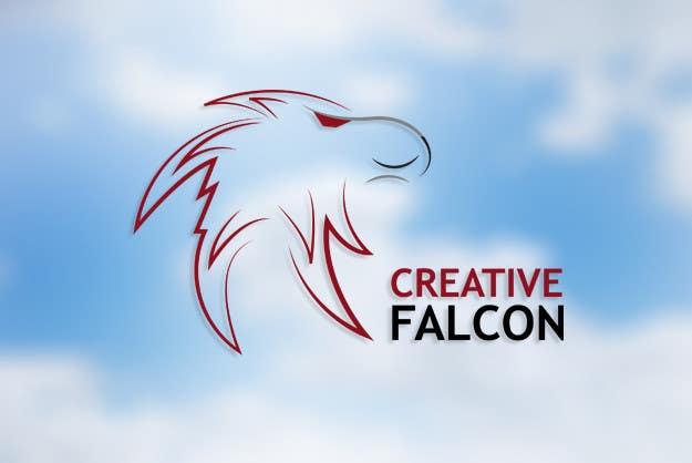Proposition n°                                        64                                      du concours                                         Design a Logo for Creative Falcon