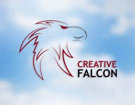 #64 for Design a Logo for Creative Falcon af MSalmanSun