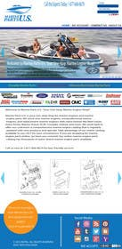 #4 for Design a Website Mockup for Marine Parts U.S. af sgsicomunicacoes