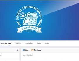 Nro 15 kilpailuun Design a Logo for school soccer team käyttäjältä cuongprochelsea
