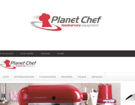 #67 para Design a Logo for Planet Chef por commharm