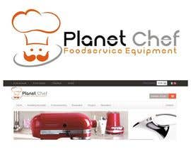 nº 104 pour Design a Logo for Planet Chef par rohitnav