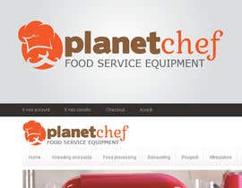 nº 83 pour Design a Logo for Planet Chef par MDArtifex