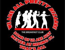 Nro 2 kilpailuun Design a T-Shirt for Breakfast Club käyttäjältä sandyhill