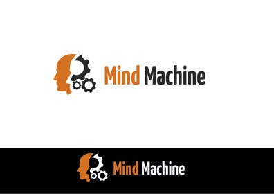 #46 para Logo Design for Mind Machine por paxslg