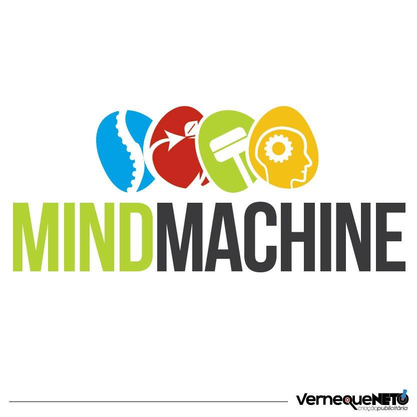 Bài tham dự cuộc thi #                                        16                                      cho                                         Logo Design for Mind Machine