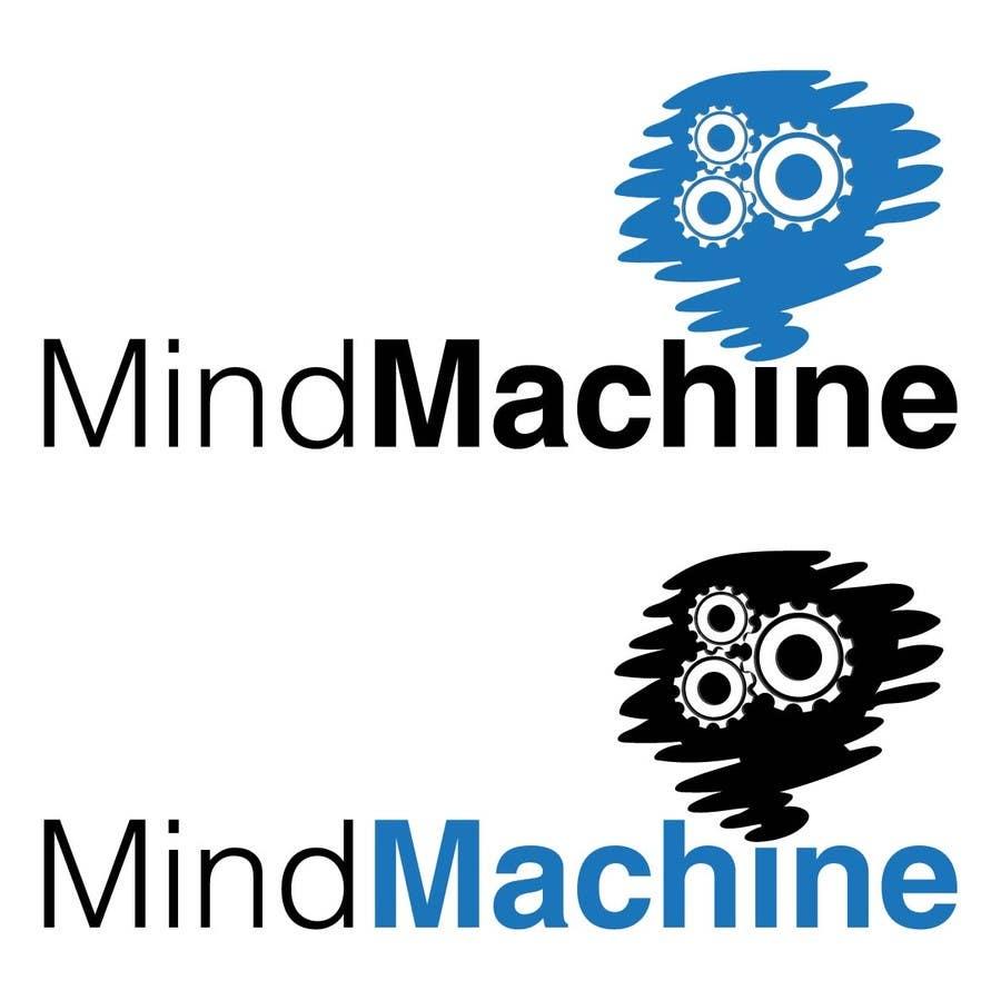 Bài tham dự cuộc thi #                                        55                                      cho                                         Logo Design for Mind Machine
