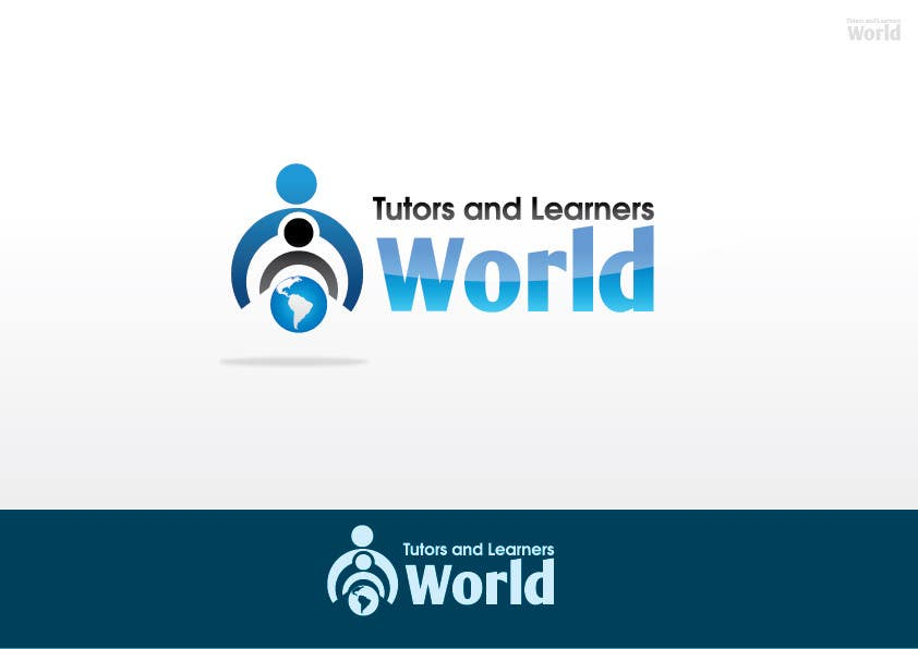 #14 for Logo for Tutors and Learners World by paxslg